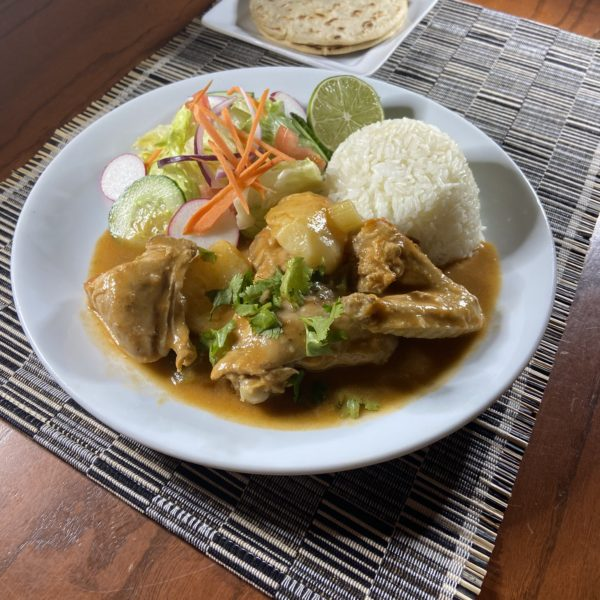 Carne or Pollo Guisada