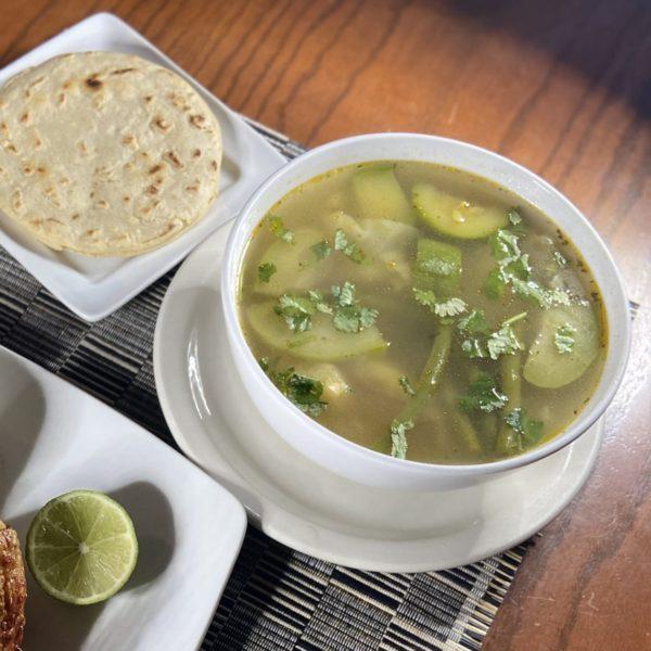 Sopa De Gallina  (Chicken Soup)